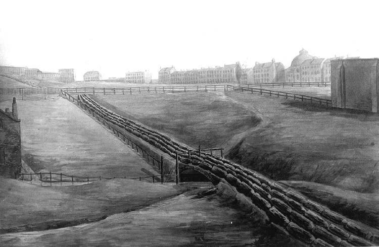 River Fleet Under London River Fleet in