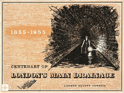 1955 - Centenary of London's Main Drainage