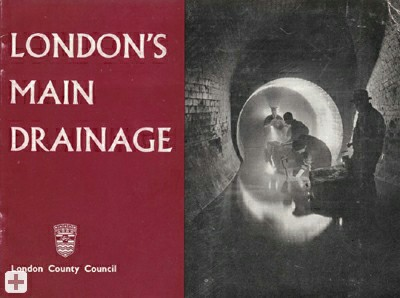 1960 - London's Main Drainage