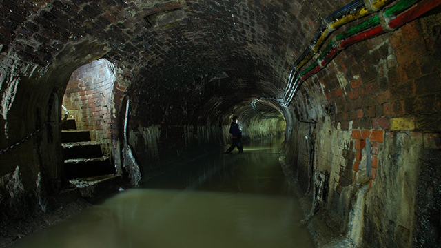 London Sewers Amp London S Main Drainage Sub Urban Com